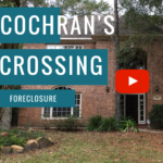 Cochran's Crossing Foreclosure – The Woodlands