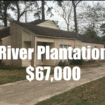 River Plantation Conroe Foreclosure