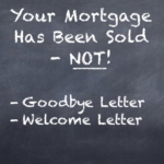Scam:  Your Mortgage Has Not Been Sold